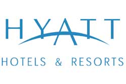 Hyatt Regency Creek Heights, Dubai, Verenigde Arabische Emiraten. Hyatt Regency Creek Heights is een ongekend luxe resort op de grens van het